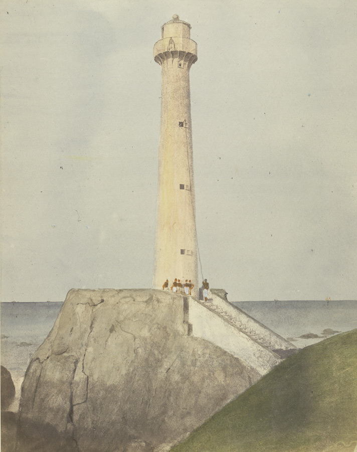 Lighthouse, Point de Galle.